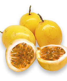 Yellow Passion Fruit